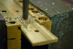 Lavorazione nel dettaglio della ferramenta