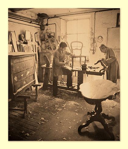 Arredamenti Bianco - Il laboratorio storico