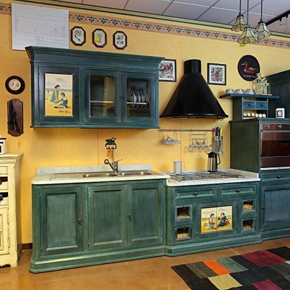Arredamento Classico - Cucina laccata