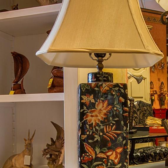 Oggettistica Classica - Lampada ceramica
