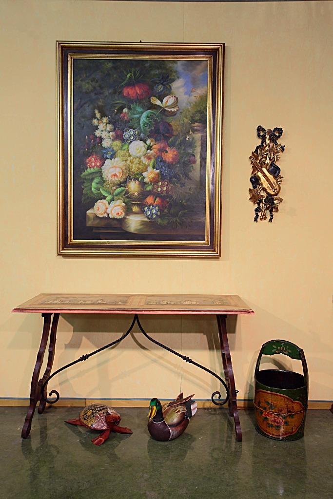 CONSOLLE PIANO DECORATO PAESAGGIO DIMENSIONI: Arredamenti BIANCO Savigliano (CN) www.arredamentibianco.it tel. 0172.71.61.47 Chiudi ART.02-0251
