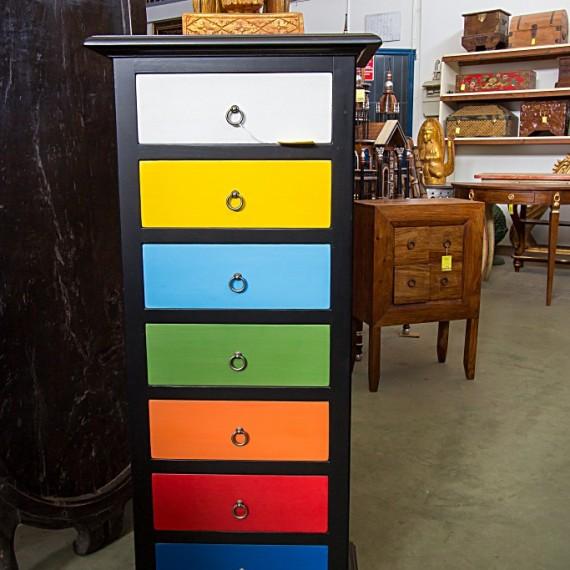 SETTIMINO LACCATO MULTICOLOR Arredamenti BIANCO Savigliano (CN) www.arredamentibianco.it tel. 0172.71.61.47 Chiudi ART.09-0219