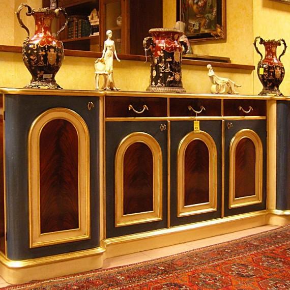 Arredamenti bianco mobili etnici e mobili classici for Arredamento classico bologna