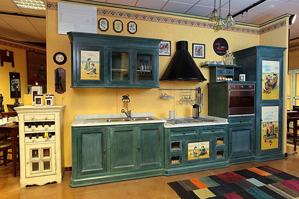 Mobili Cucina Etnica - Idee Per La Casa - Syafir.com