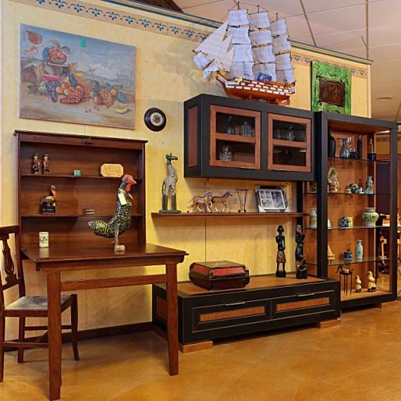 Arredamenti bianco mobili etnici e mobili classici for Arredamento classico roma