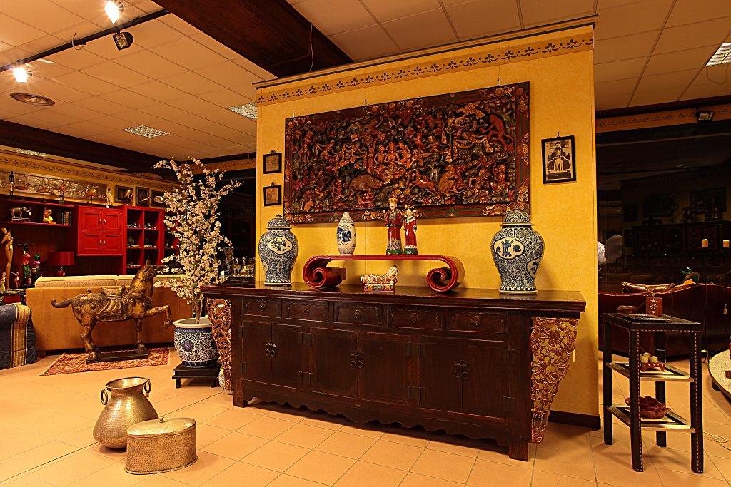 Arredamento etnico bianco decorare la tua casa - Mobili indonesiani ...
