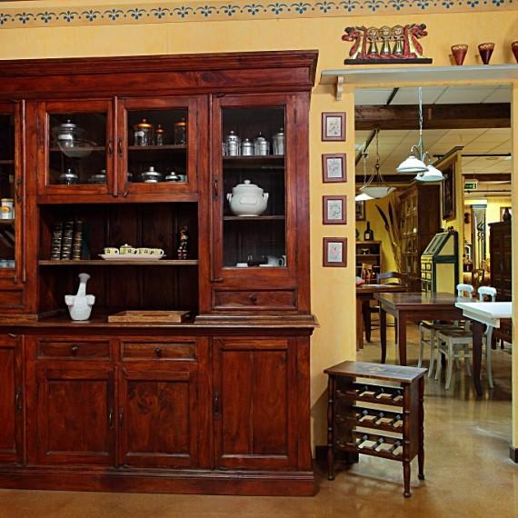 Arredamenti bianco mobili etnici e mobili classici for Arredamento etnico on line